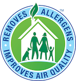 Brown's Chem-Dry removes allergens