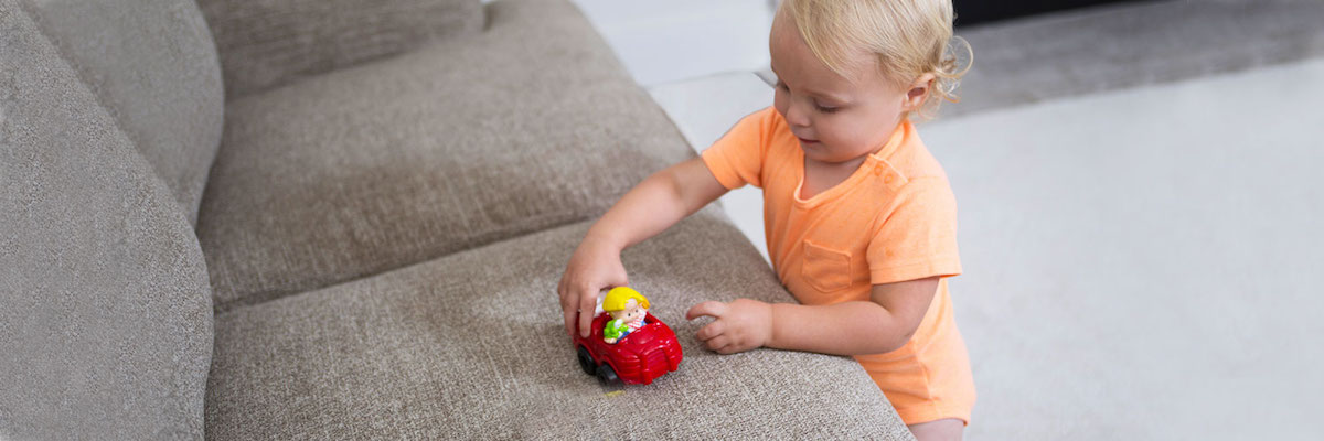 Upholstery Cleaning Services by Brown's Chem-Dry in Cokato and Buffalo MN are safe for kids