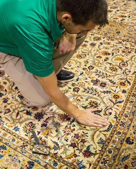 Professional Area and Oriental Rug Cleaning by Brown's Chem-Dry in Cokato MN
